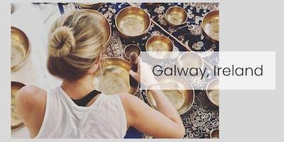 Level 1 & 2 Sound Healer Practitioner Training - Galway, Ireland