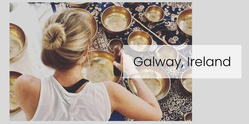 Level 1 & 2 Sound Healer Practitioner Training - Galway, Ireland