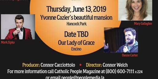 White Mass and Catholic Comedy Light at Our Lady of Grace!