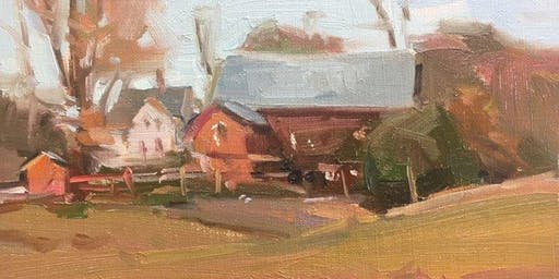 Painting Workshop with David Lussier