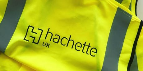 Meet the Publisher – Hachette UK 'The life cycle of a book: your questions answered' tickets