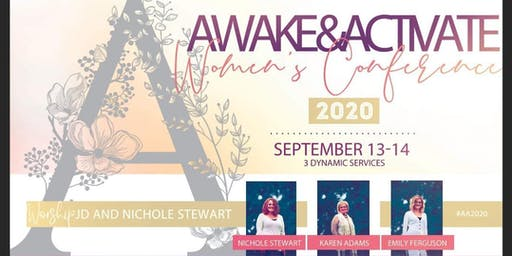 Awake and Activate - Women's Conference, Huntington, WV