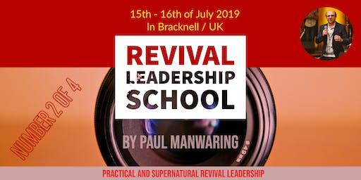 School of Practical & Supernatural Revival Leadership - No. II