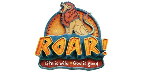 Roar! VBS 2019 - Waypoint Baptist Church tickets