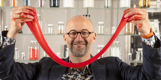 Festival of Stuff talk: Plastic Fantastic with Mark Miodownik