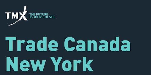 Trade Canada New York