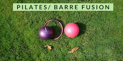 4 week Barre/ Pilates Fusion