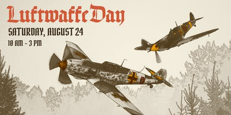 Luftwaffe Fly Day  tickets