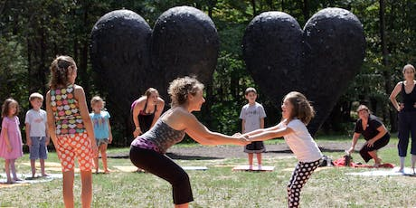 Yoga in the Park: Kids Class (July 14) tickets