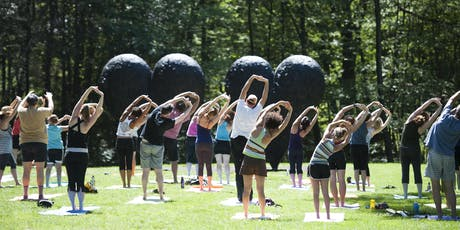 Yoga in the Park: Adults Class (July 14) tickets