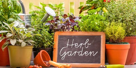 Herb Gardening tickets