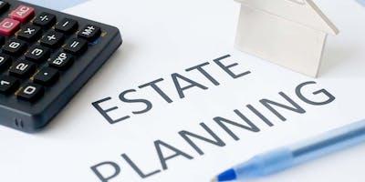 Petersburg YMCA -Financial Series : Class 4: Estate Planning