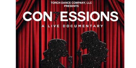 Con7essions: A Live Documentary tickets