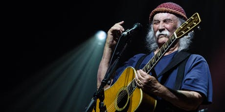 DAVID CROSBY :: HMML Big Sur :: Sun, September 8, 2019  tickets