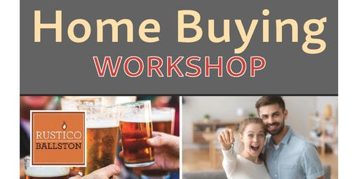 Home Buying Workshop at Rustico Ballston