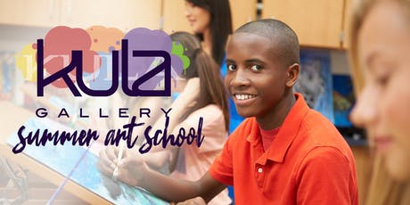 K.U.L.A. Gallery Summer Art School - Photoshop tickets