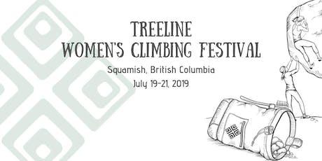 Treeline Women's Climbing Festival 2019 tickets