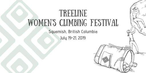 Treeline Women's Climbing Festival 2019
