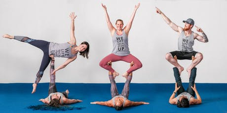 Try AcroYoga! tickets