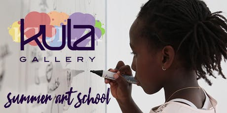 K.U.L.A. Gallery Summer Art School - Logo Creation tickets