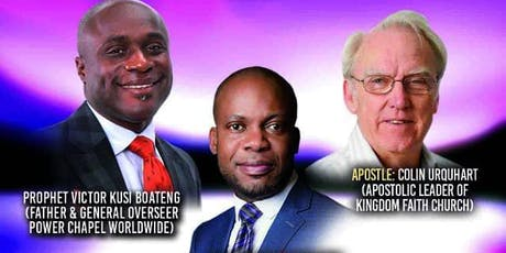 SPEAKING FAITH CONFERENCE: Power Chapel Worldwide London tickets