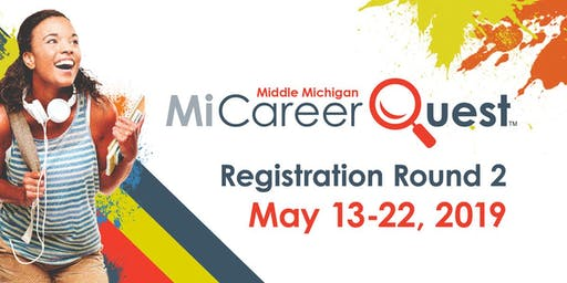 MiCareerQuest Middle Michigan School Registration