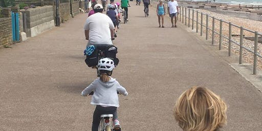 Family Bike Ride with Sustrans