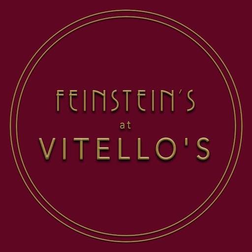 Feinstein's at Vitello's logo