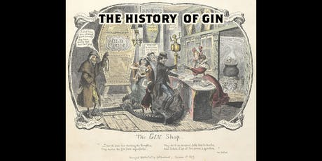 """A Lee Spirits Cocktail Class: """"The History of Gin"""" tickets"""