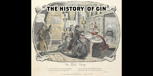 """A Lee Spirits Cocktail Class: """"The History of Gin"""""""