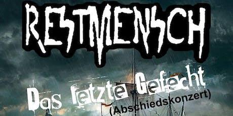 RESTMENSCH + VLADIMIR HARKONNEN Tickets