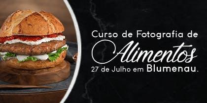Curso de Fotografia de Alimentos