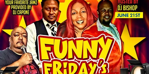 Funny Friday wit Hope Flood