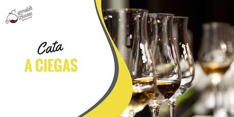 Cata a ciegas Vinos Cabernet Sauvignon entradas