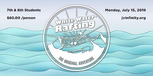 jv infinity Ocoee White Water 2019
