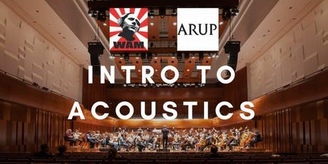 Introduction to Acoustics tickets