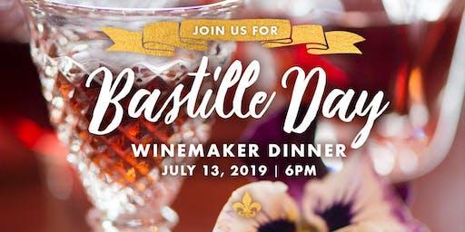 Bastille Day Dinner at Swanson Vineyards