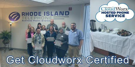 CloudWorx System Management Training tickets