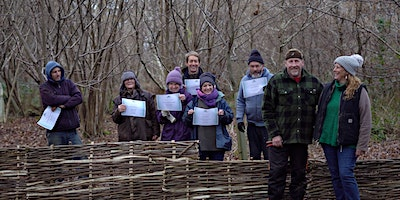 Wattle Hurdle Making & Coppicing Training Course