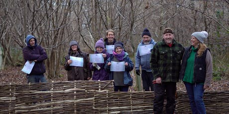Wattle Hurdle Making & Coppicing Training Course tickets