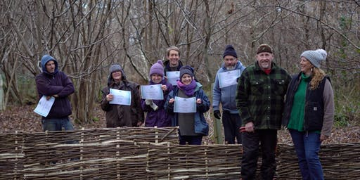 Coppicing & Wattle Hurdle Making Courses 2019/20