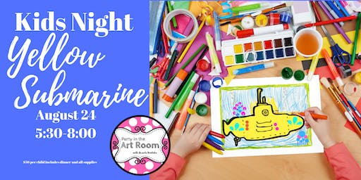Kids Night: Yellow Submarine