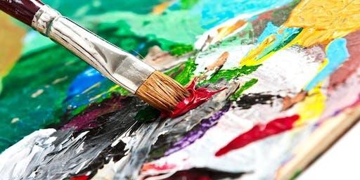 Summer Art Class for Kids (Ages 4-6)