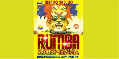 Colombia Independence Day Party