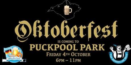 Oktoberfest Isle of Wight tickets