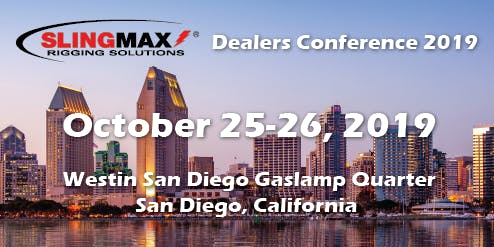 Slingmax Dealers Conference 2019 - San Diego