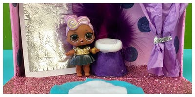 L.O.L. Surprise Dolls Workshop (4-9 Years)