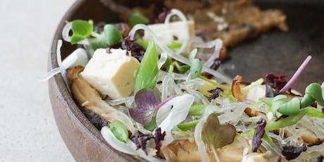 Koken met zeewieren tickets