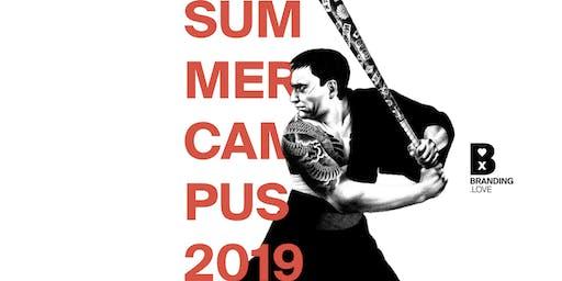 BRANDING SUMMER CAMPUS 2019
