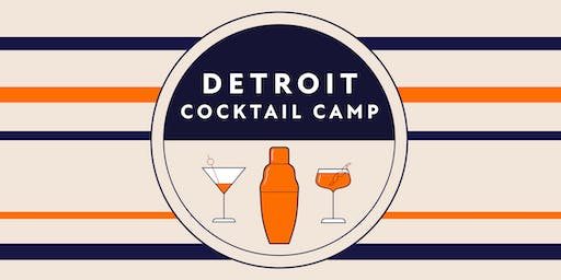 """Detroit Cocktail Camp: """"Marvel-ous"""" Mixology at Two James"""